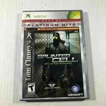 Tom Clancy's Splinter Cell (Microsoft Xbox, 2002) - $23.76