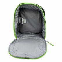 Jurassic World 3D Insulated Lunch Bag, Zipper Reclosable, BPA Black & Green image 3