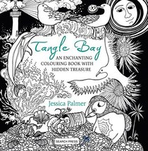 Tangle Bay: An Enchanting Colouring Book With Hidden Treasure [Paperback... - $7.60