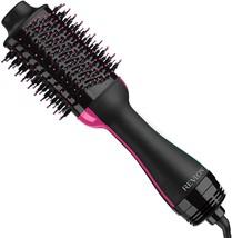 Revlon One-Step Hair Dryer & Volumizer Hot Air Brush, Black - $76.11