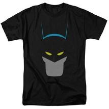 DC Comics Batman Icon Retro Superhero Black Graphic T-shirt  BM2189 image 1