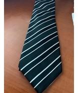 Fantastic black and white new necktie  - $15.00
