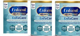 Enfamil NeuroPro EnfaCare Premature Baby Formula Milk Powder Can 12.8 oz... - $49.99