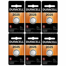 6 Duracell 2025 3 V Battery EXP 2029 - $14.99