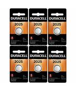 6 Duracell 2025 3 V Battery EXP 2029 - $14.99