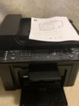 HP LASER JET 1536dnf MFP Printer - $184.99