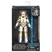 Clone Commander Cody Star Wars The Black Series #14 Hasbro 6 inch Action... - $71.05