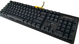 Croad K38 Mechanical Gaming Keyboard English Korean Waterproof (Brown Switch) image 3