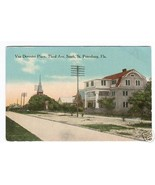 Van Deventer Third Avenue St Petersburg FL '10 postcard - $4.46