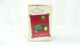 Hallmark Keepsake QXI6245 John Deere Model B Tractor Ornament - $19.79