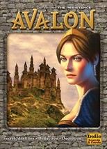 The Resistance: Avalon Social Deduction Game - $18.70