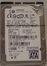 """HTS721060G9SA00 Hitachi - 60GB SATA 2.5"""" drive Free USA Ship Our Drives Work"""