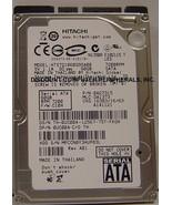 "HTS721060G9SA00 Hitachi - 60GB SATA 2.5"" drive Free USA Ship Our Drives ... - $10.31"