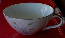 Mikasa China Will O' Wisp, # 6199 Flat Cup, Very Good Condition - $9.89