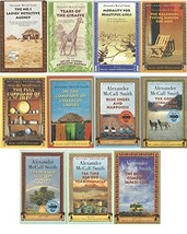 The No. 1 Ladies' Detective Agency Series Set, Books 1-11: The No. 1 Lad... - $49.95