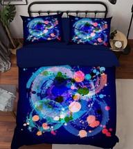 3D Painting 152 Bed Pillowcases Quilt Duvet Cover Set Single Queen King Size AU - $90.04+