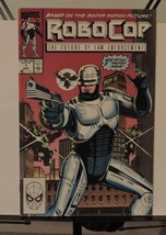 """""""Robocop: The Future Of Law Enforcement"""" Issue # 1 (March, 1990) (Marvel Comics) - $2.21"""