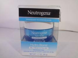 Neutrogena Hydro Boost Gel-Cream Extra-Dry Fragrance Free 1.7 oz *READ* ... - $13.10