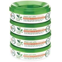 Nursery Fresh Refill for Diaper Genie and Munchkin Diaper Pails, 272 Cou... - $27.80