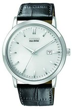 Citizen Men's Eco-Drive Stainless Steel Watch with Date, BM7190-05A - $115.95
