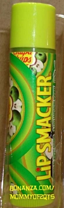 Lip Smacker Chupa Chups APPLE Lip Gloss Lip Balm Chap Stick Twist Up Tube