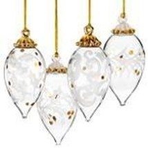 Lenox Holiday Lights Ornament, Set of 4 - $40.00