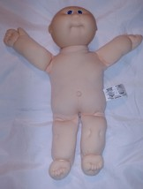 Vintage Cabbage Patch Kids Doll 1984 Ok Kader Factory Xavier Roberts Coleco Kid - $34.95