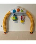 Evenflo Exersaucer World Explorer Replacement Part Light Up Arch Toy Bar - $14.99