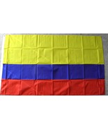 Colombia Polyester International Country Polyester Flag 3 X 5 Feet - $8.50