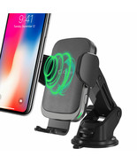Cellet QI Wireless Fast Charge Phone Mount Dashboard Air Vent for iPhone... - $34.99