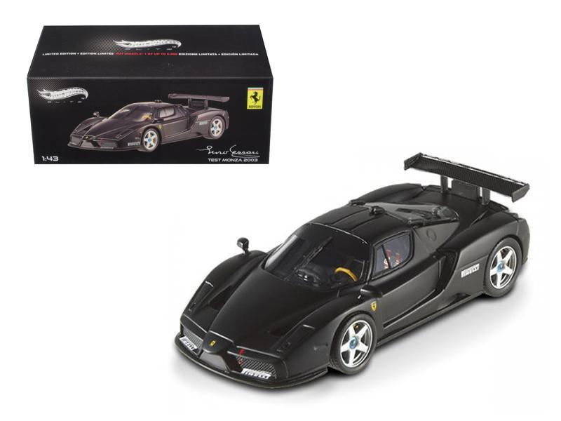 Ferrari Enzo 2003 Monza Test Car Matt Elite Edition 1:43 Diecast Car Model for sale  USA
