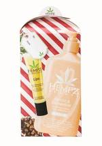 Hempz apricot & clementine gift set