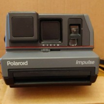 Polaroid Impulse camera uses 600 plus film - $48.50