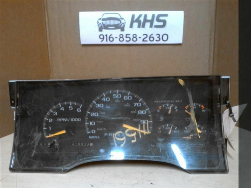 Primary image for Speedometer MPH US Market Classic Style Cluster Fits 95-00 TAHOE 264866