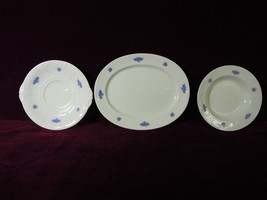 Adderley China Chelsea Platters  12 and 10 Serving Bowl 8 inch - $56.13