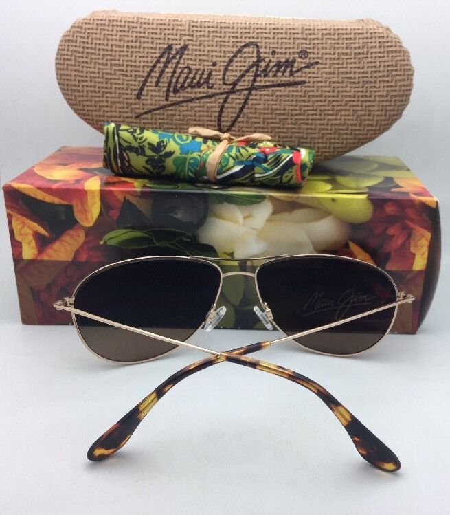 b85bec2ab2 Polarized Maui Jim Sunglasses Sea House Mj and 50 similar items. 57