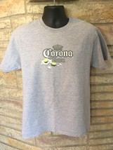 Corona Extra Mexican Beer T Shirt. I Like A Full Chest.  2006 Ad  Sz Med... - $12.35