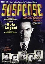 Suspense: Lost Episodes Coll.2 - 4X DVD ( Sealed Ex Cond.) - $28.80