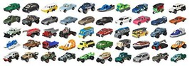 Matchbox Cars, 50 Pack, Styles May Vary - $55.47