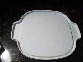 Corning Ware Plastic Lid A-12-PC fits 2 1/2 Quart, 4Qt, 5 quart ,A-5-B ETC. - $7.74