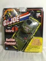 Vintage G.I. JOE VS COBRA A REAL AMERICAN HERO BATTLE PLANNER NEW Tiger Electron - $26.17