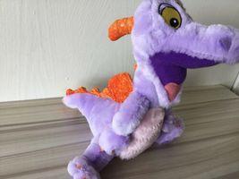 "Dragon Disney Parks 9"" Tall Stuffed Plush Purple Figment Epcot Imagination J01 image 3"
