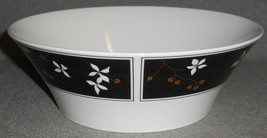 MIKASA Bone China NIGHT BLOSSOMS PATTERN Vegetable or Serving Bowl MADE ... - $29.69