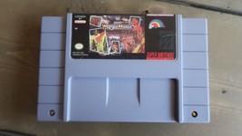 WWF Super WrestleMania (Super Nintendo, 1992) - $12.27
