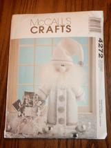 mcCalls pattern crafts  santa  - $10.00