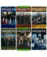 Chicago PD The Complete Series Collection Season 1 2 3 4 5 & 6 DVD Set N... - $63.00