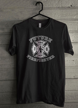 Threadrock Big Boys' Future Firefighter Men's T-Shirt - Custom (4273) - $19.12+