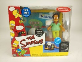 The Simpsons - World of Springfield – Bowl-A-Rama Playset with Apu - 2001 - $14.97