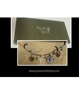 """Big Sky Silver Plated Faith Charm Bracelet 7"""" New - $9.99"""