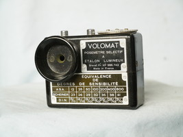 Volomat Vintage Camera Accessory French Light Meter -Nice- - $35.00